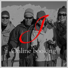Online Booking at House Jolimont